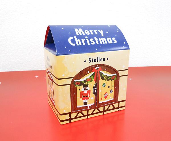 クリスマスのお菓子の箱