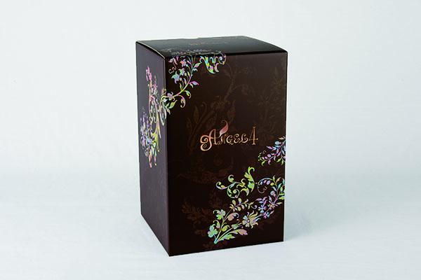 女性杜氏4名が醸す限定酒セット ANGEL4 化粧箱 日本酒用化粧箱