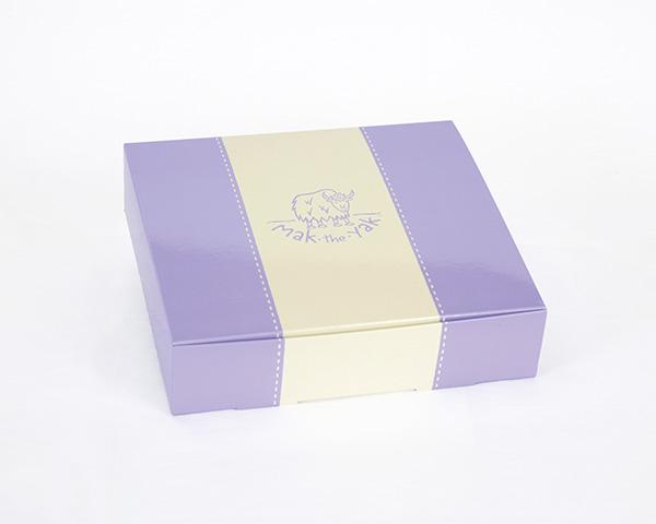 化粧箱屋ドットコム コマガタ 特色2色刷 デザイン提案 ベビーギフト
