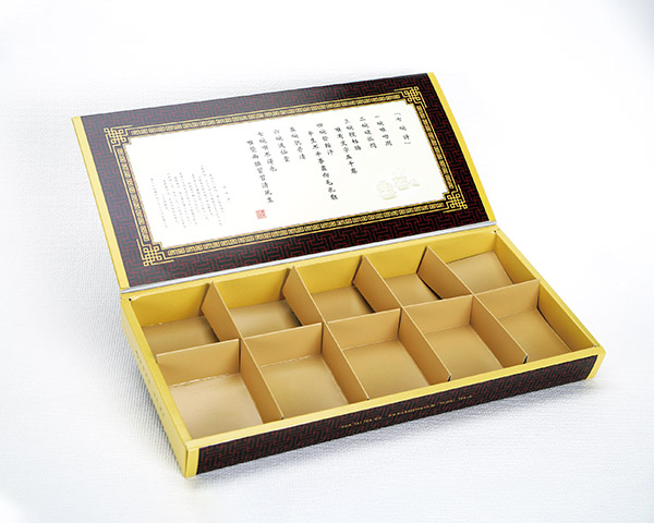化粧箱屋ドットコム コマガタ ティーバッグ用ギフト箱 台紙設計