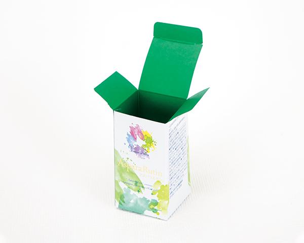 化粧箱屋ドットコム コマガタ 健康食品の箱 スペシャリティーズ使用 両面印刷