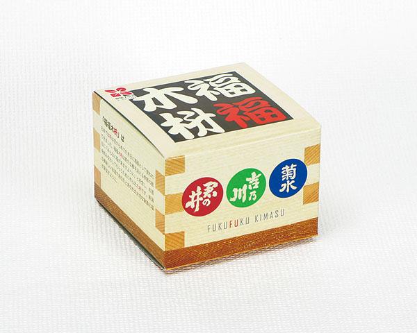 化粧箱屋ドットコム コマガタ 節分福の箱 ジャストサイズ設計 催事用 ノベルティ